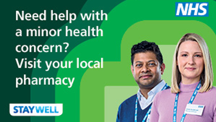 Staywell pharmacy campaign